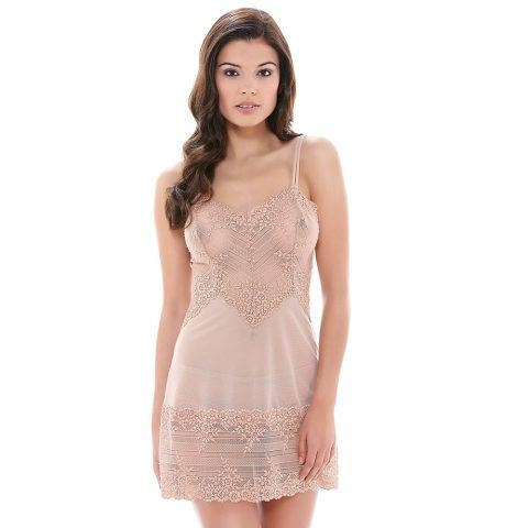 Embrace Lace Chemise and brief